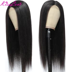 straight 9a lace wig