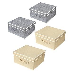 Aufbewahrungsboxen mit Deckel
