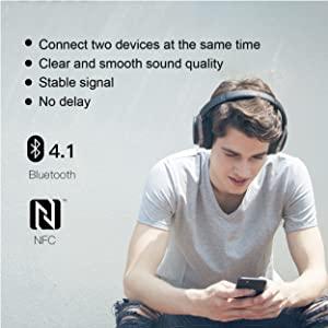 W830BT Bluetooth Headphones