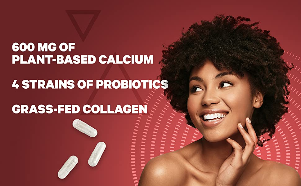Codeage - Teeth And Gums  Zinc Phosphorus