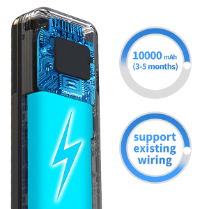 Larger Battery Capacity