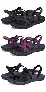 Women's Sport Sandals Hiking Sandals