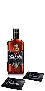 父の日 ウイスキー お酒 ブレンデッド バランタイン コースター プレゼント ギフト サントリー