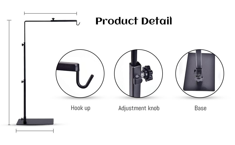 Product display diagram