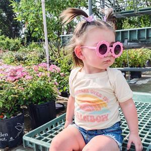 UV400 Protection for kids eyes