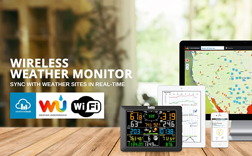 Sync with weather site