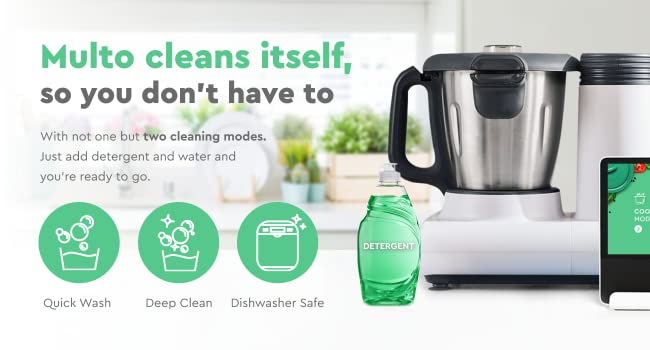 Easy Self-Cleaning Modes