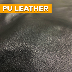 EcoNour Spare Tire Cover with PU Leather