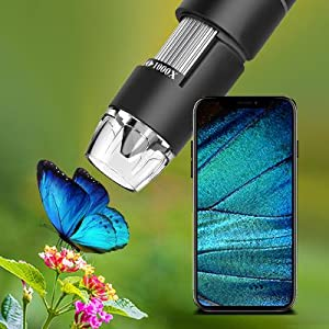 50 - 1000X Zoom Magnification Digital Microscope