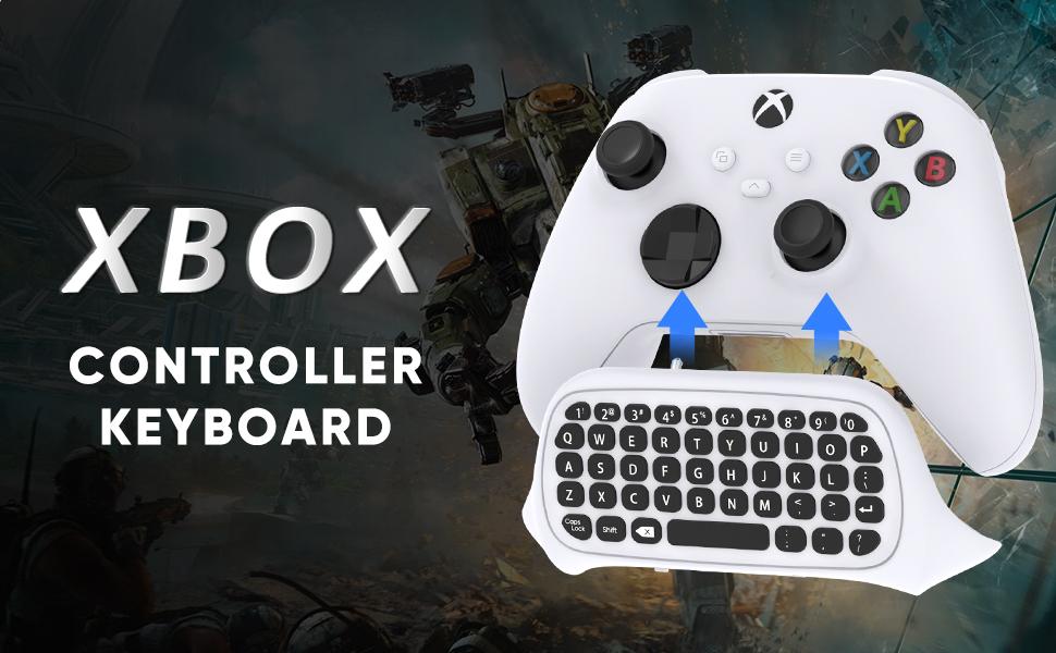 xbox one wireless keyboard