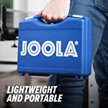 Lightweight and portable carrying case