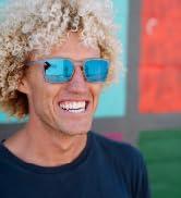 man wearing Zeal Optics Campo sunglasses