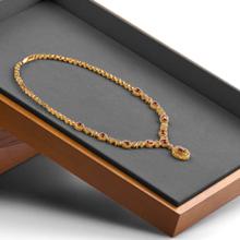 wood jewelry display box