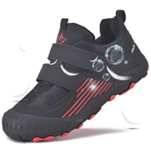 kids hiking shoes lightweight