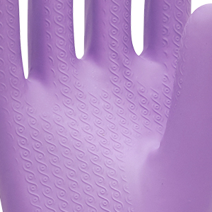PACIFIC PPE Dishwashing Cleaning Gloves with Latex Free, Cotton Lining, Kitchen Gloves