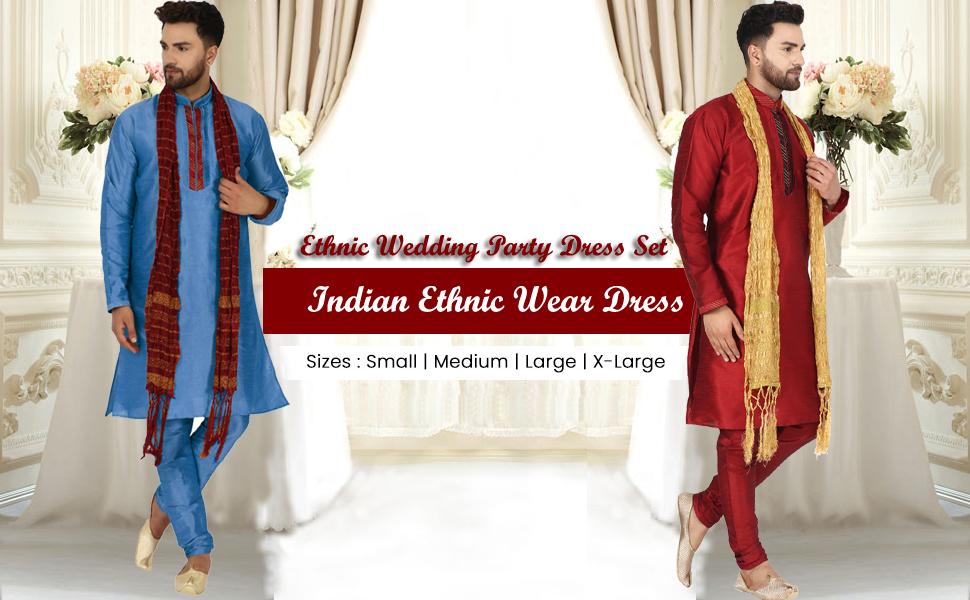 indian wedding kurta for men