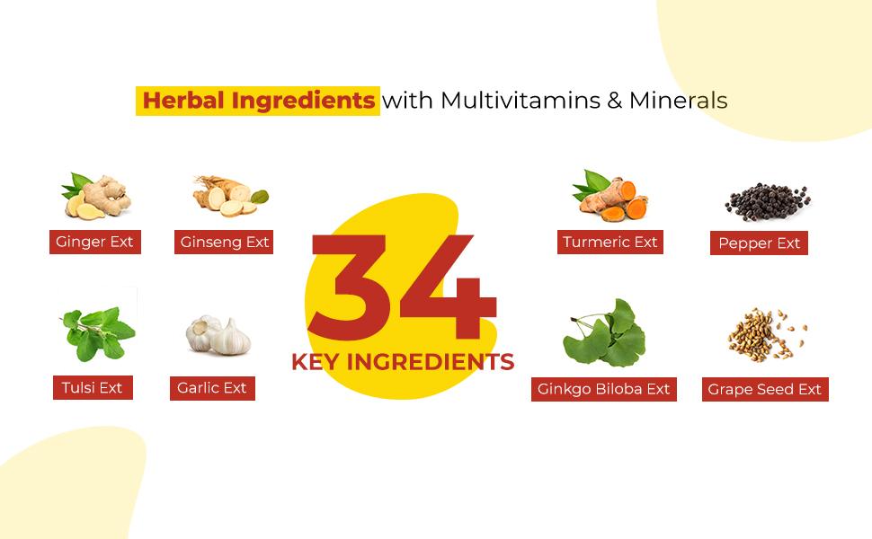 herbal ingredients