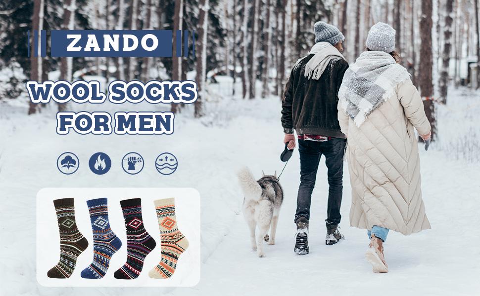 men's wool socks for men