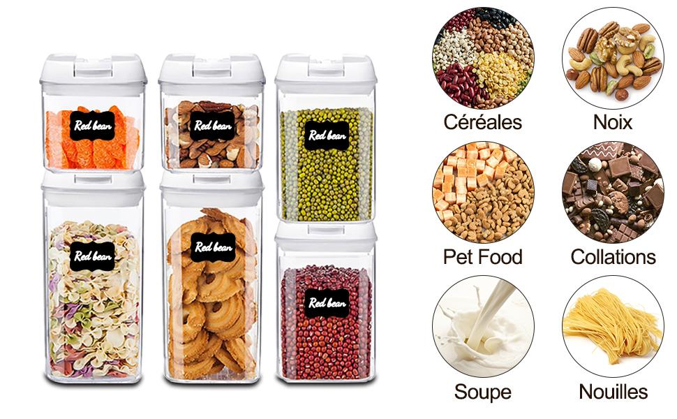 Boite Hermetique Alimentaire