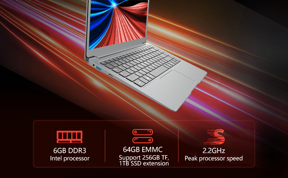 6GB RAM laptop