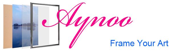 Aynoo Pictire frame 11x17 11x14 10x12 8x10 5x7 6x8 Picture frame