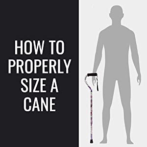 How to Properly Size a Cane