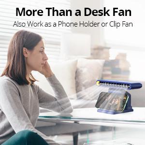 portable clip on fan