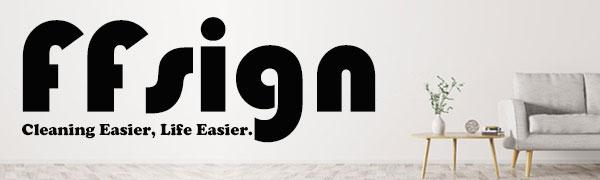 FFsign is dedicated to providing 1940 mop pads for you, just enjoy  fresh life