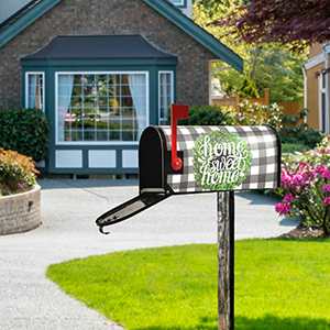 Magnetic Mailbox Cover
