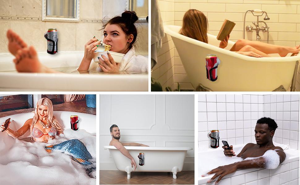 Tub Beer Holder