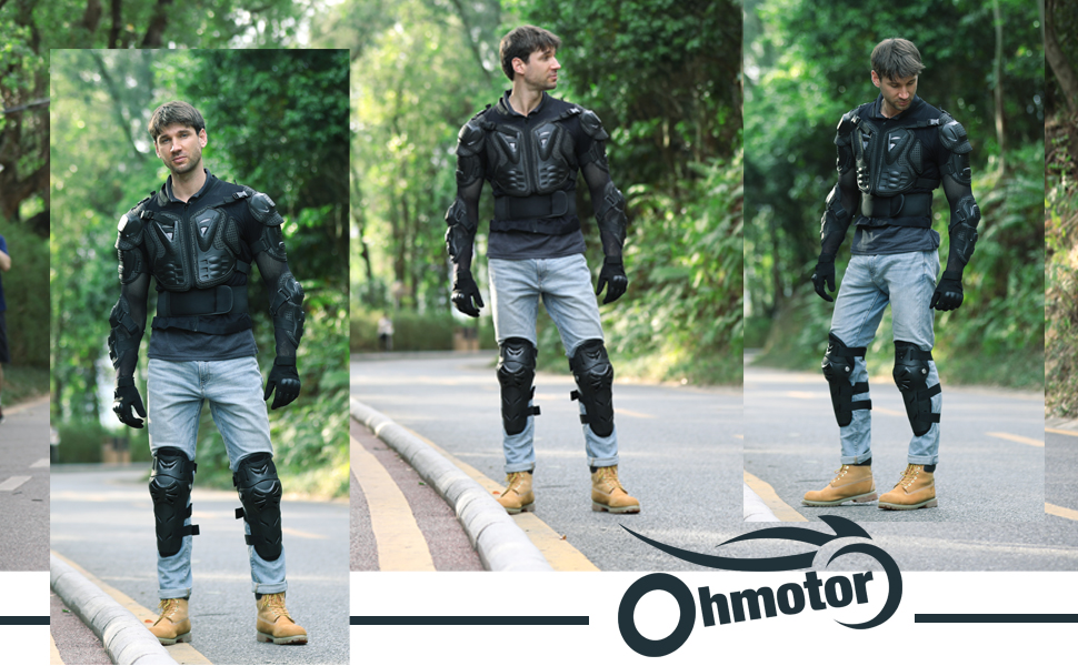 Armour and Knee Protector
