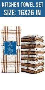 Dan River Kitchen Towel Set