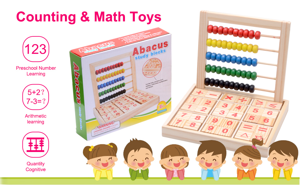 Counting & Math Toys