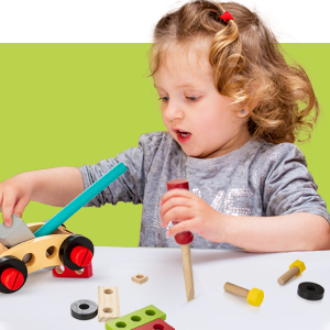 Our Toys Made with quality and care, our toys inspire a world of discovery and hands-on learning.
