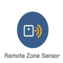 Remote Zone Senor