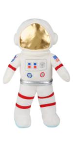 Stuffed Astronaut Toy