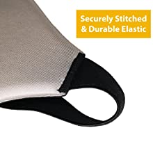 Securely Stitched and Durable Elastic