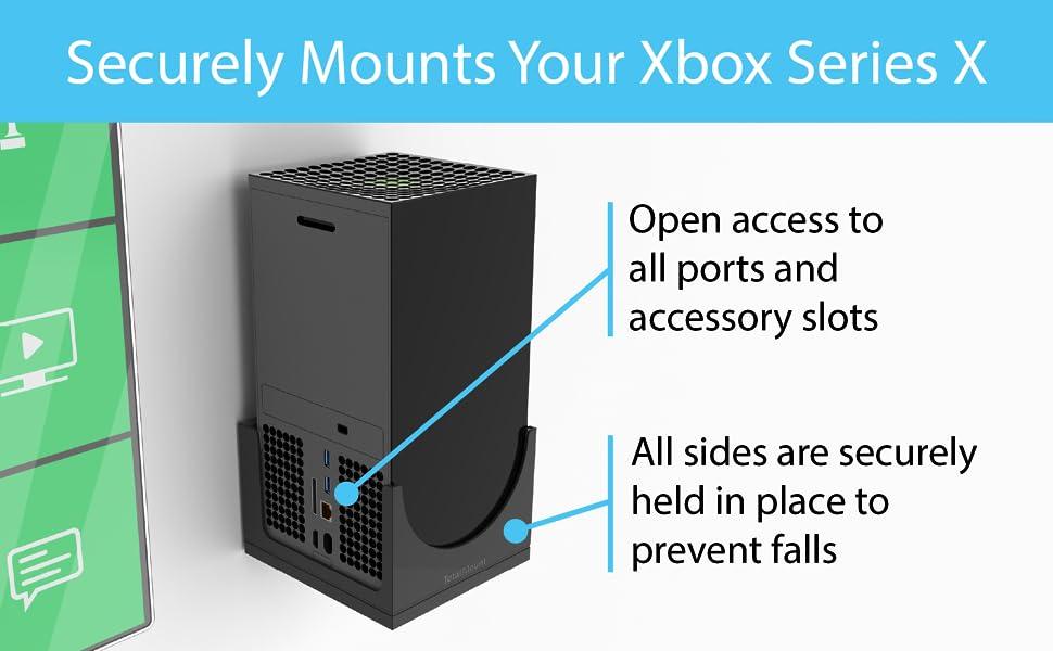 TotalMount for Xbox Series X