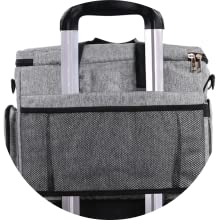 Luggage Cover And Ventilation Mesh Bag