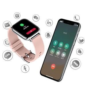 Rogbid Rowatch 2S Smart Watch fitness tracker fitness watch SNS notifications