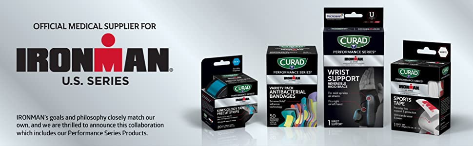 CURAD IRONMAN ANKLE SUPPORT; ANKLE BRACE