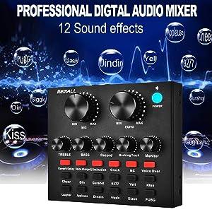12 sound effects