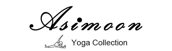 ASIMOON Yoga collection Logo