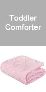 toddler comforter