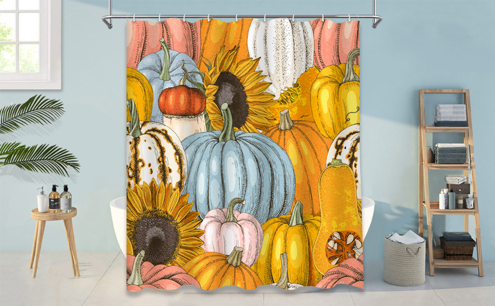 ArtSocket Shower Curtain