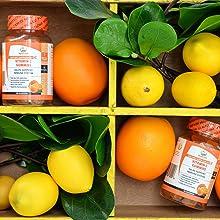 Botanical Prime Vitamin C Gummies