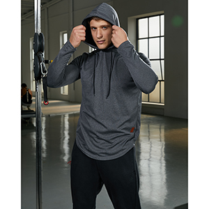 Mens Fashion Workout Athletic Sport Hoodies
