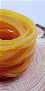 yellow Rubber Bands