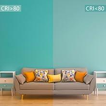 CRI>80