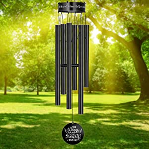 memorial wind chime for loss of loved one